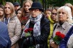 Грінченківці вшанували пам'ять жертв Бабиного Яру