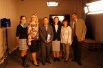 Зустріч викладачів та студентів Університету з представниками Університету Кадису (Іспанія)